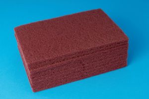 SCOTCHBRITE FINISHING PADS - VERY FINE (10s)
